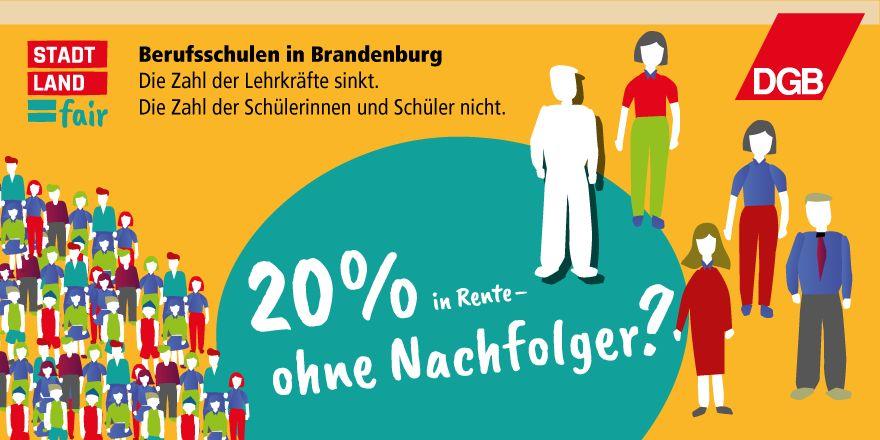 Berufsschulen in Brandenburg