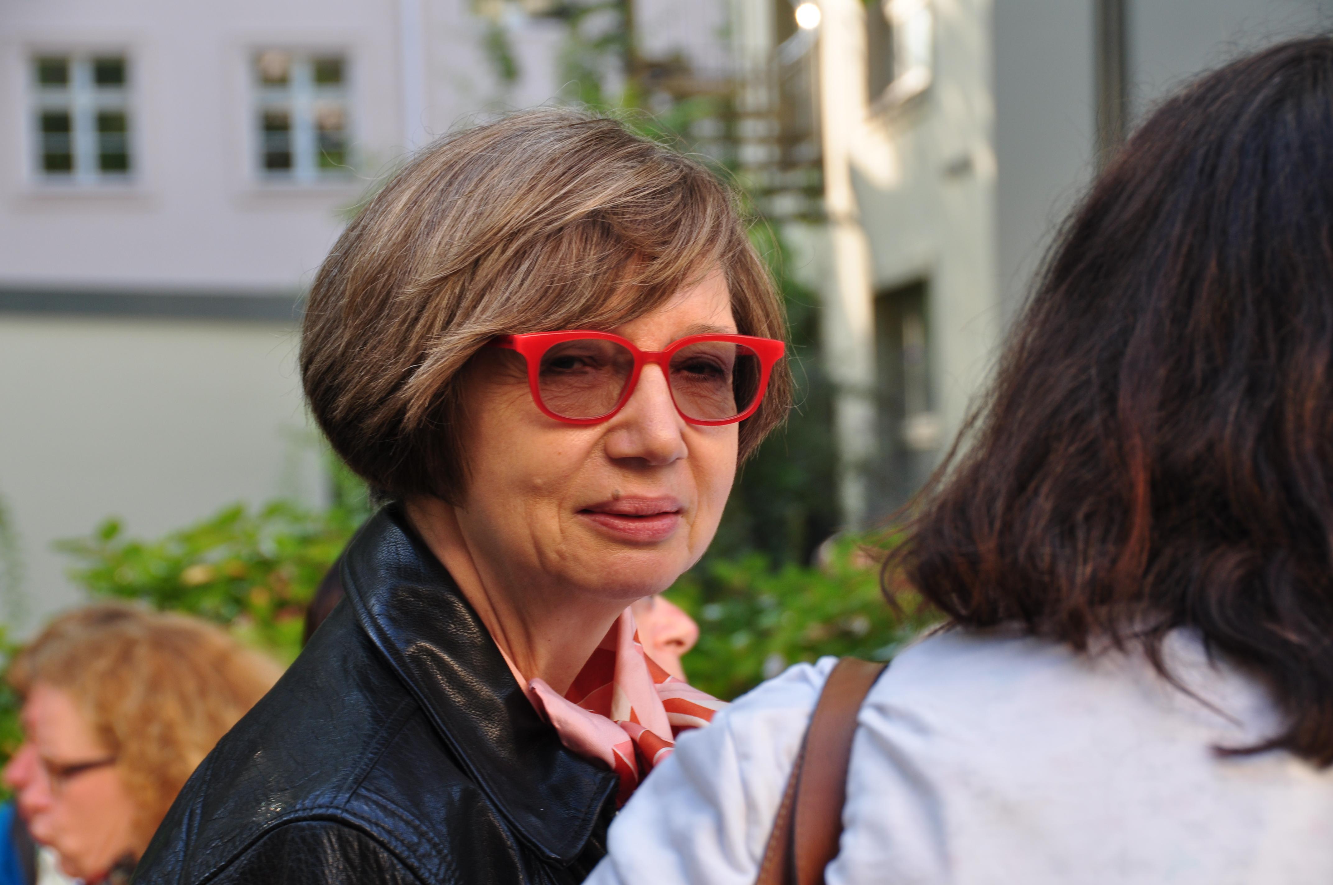 Doro Zinke, Vorsitzende DGB Berlin-Brandenburg