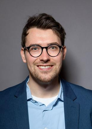 Marco Bedrich, Geschäftsführer der DGB-Region Südbrandenburg/Lausitz.