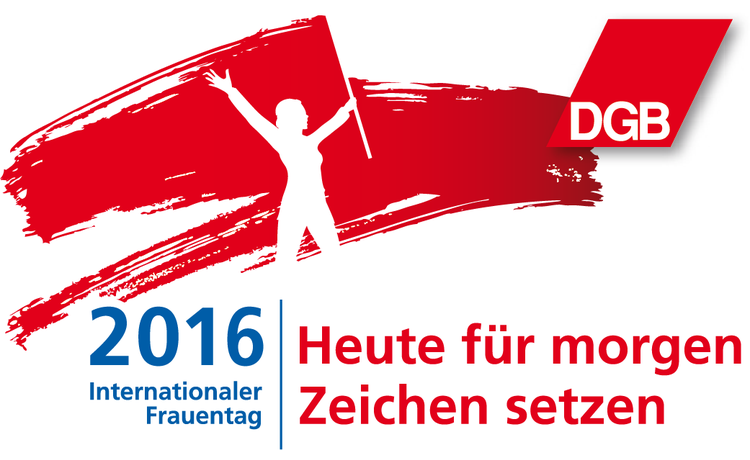 Bühne Internationaler Frauentag 2016