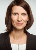 Porträt  Sabrina Klaus-Schelletter