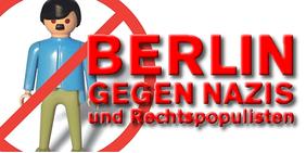 Grafik: Berlin gegen Nazis