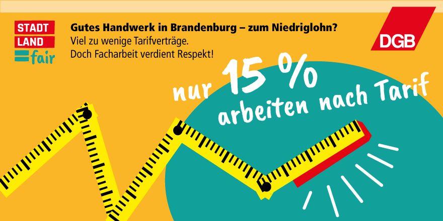 Gutes Handwerk in Brandenburg
