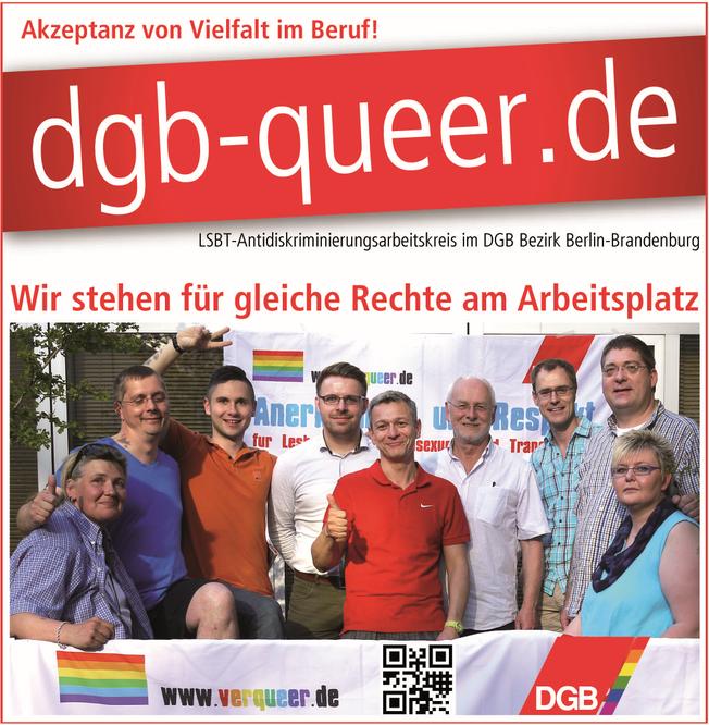 Antidiskriminierungsarbeitskreis LSBT