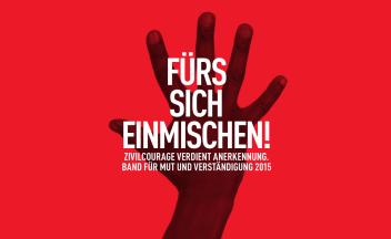 """""""Band für Mut und Verständigung 2015"""""""