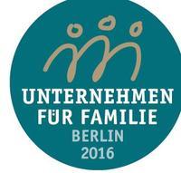 Unternehmen für Familie Berlin 2016