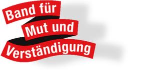 Logo des Bandes für Mut und Verständigung