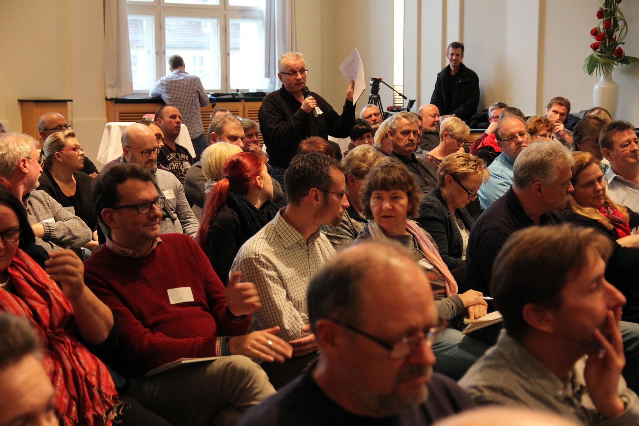 Betriebsrätekonferenz Brandenburg 2016