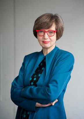 Doro Zinke, Vorsitzende DGB Bezirk Berlin-Brandenburg