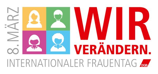 Frauentags-Logo