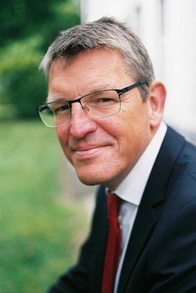 Christian Hoßbach, stellvertretender Vorsitzender des DGB Berlin-Brandenburg