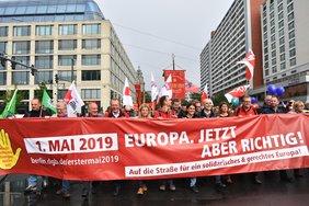 1. Mai 2019 Berlin