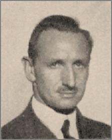Erich Lübbe ca. 1930