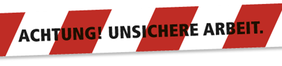 Logo Unsichere Beschäftigung