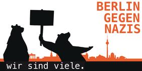 Berlin gegen Nazis. Wir sind viele.