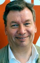 Porträt Daniel Wucherpfennig