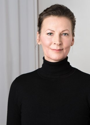 Porträt Evelyn Berger
