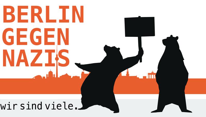 """Bündnis """"Berlin gegen nazis"""""""