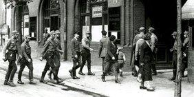 Besetzung des Gewerkschaftshauses am Berliner Engelufer, 2. Mai 1933
