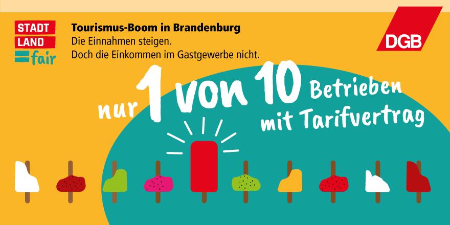 Tourismus in Brandenburg