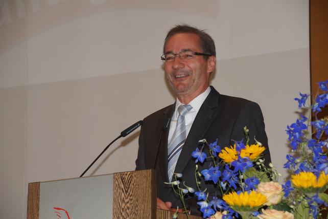 Ministerpräsident Matthias Platzeck