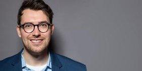 Porträt Marco Bedrich