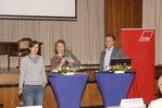 Informationsveranstaltung zum SGB II für ehrenamtliche Sozialrichterinnen und Sozialrichter 12.11.16